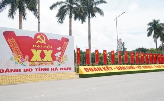 Khai mạc Đại hội Đảng bộ cấp tỉnh đầu tiên trên cả nước