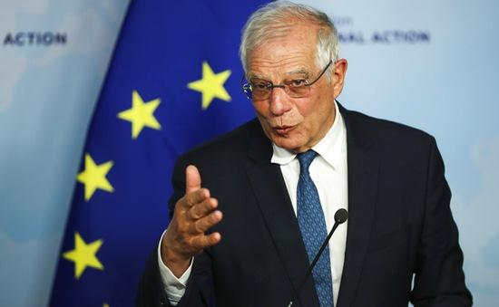 EU bác bỏ tuyên bố đơn phương của Mỹ về việc tái áp đặt lệnh trừng phạt Iran