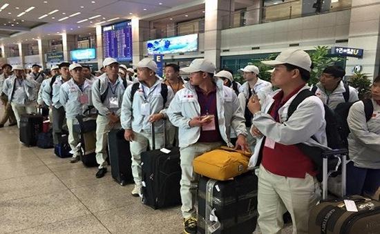 Tịch thu tiền ký quỹ của lao động bỏ trốn tại Hàn Quốc