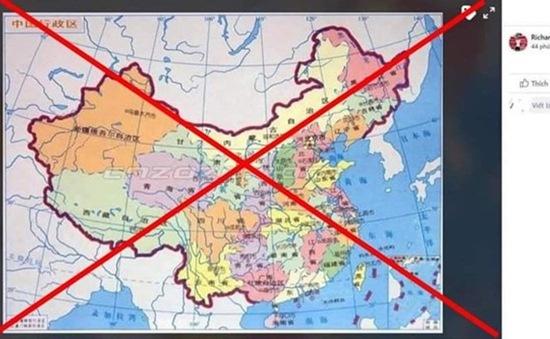 Xử phạt công dân nước ngoài đăng bản đồ sai chủ quyền Việt Nam