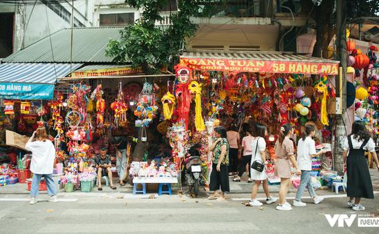 Những tuyến đường Hà Nội bị cấm để phục vụ lễ hội Trung thu phố cổ
