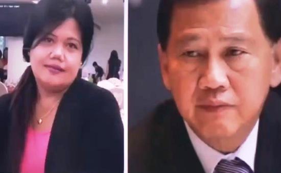 Chấn động: Triệu phú Singapore bị người giúp việc kiện