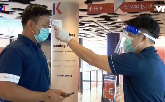 Singapore triển khai nhiều biện pháp phòng chống dịch
