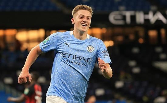 Man City 2-1 Bournemouth: Sao trẻ tỏa sáng, Man Xanh tiến vào vòng 4 cúp Liên đoàn Anh