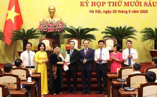 Tân Chủ tịch Hà Nội Chu Ngọc Anh: Đây là vinh dự lớn, cũng là trách nhiệm nặng nề