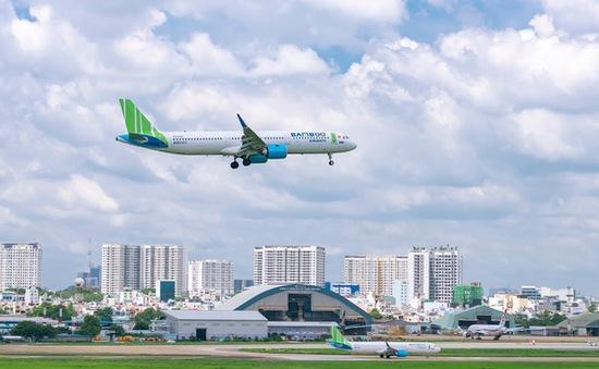Bamboo Airways bay đúng giờ nhất tháng 9