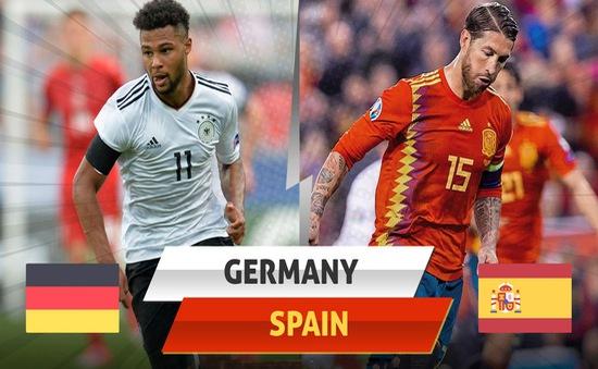 Lịch thi đấu UEFA Nations League đêm nay: Màn so tài đỉnh cao Đức - Tây Ban Nha