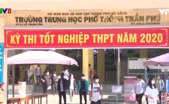 Thi Tốt nghiệp THPT đợt 2 tại Đà Nẵng