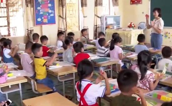Trường học miền núi chuẩn bị cho năm học mới