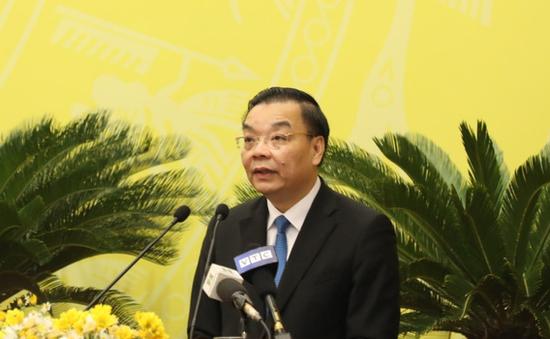 Thủ tướng phê chuẩn kết quả bầu chức vụ Chủ tịch UBND Hà Nội đối với ông Chu Ngọc Anh