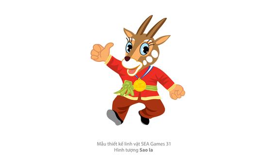 Linh vật và logo của SEA Games 31 tại Việt Nam sắp được công bố chính thức