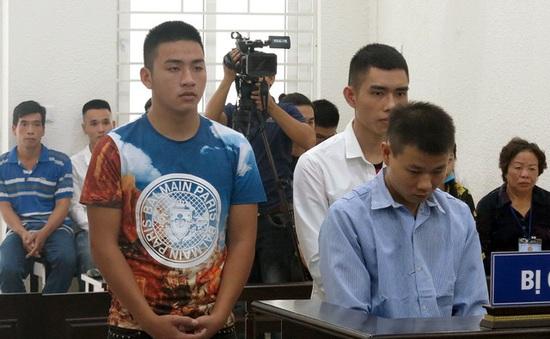 23 năm tù cho kẻ nổ súng cướp ngân hàng Techcombank