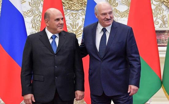 Nga và Belarus khẳng định quan hệ đồng minh