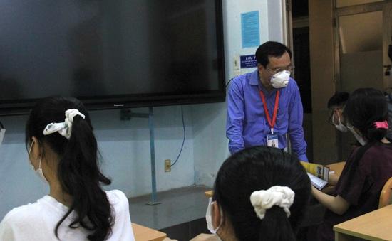 Từ kinh nghiệm ở đợt 1, Bộ GD&ĐT lưu ý Đà Nẵng tránh sai sót ở đợt 2 thi tốt nghiệp THPT
