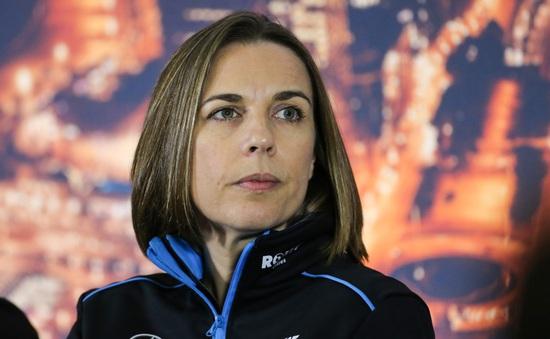 Claire Williams chia tay vị trí Phó lãnh đội Williams