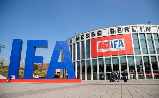 IFA 2020 - Triển lãm công nghệ trực tiếp đầu tiên khai mạc thời COVID-19