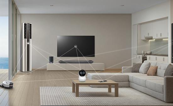 LG ra mắt nhà thông minh thế hệ mới