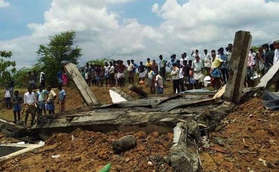Nổ nhà máy pháo hoa, 7 người Ấn Độ thiệt mạng