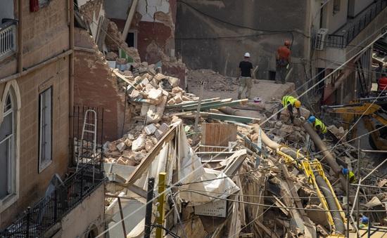 Lebanon loại bỏ hơn 4 tấn vật liệu gây nổ