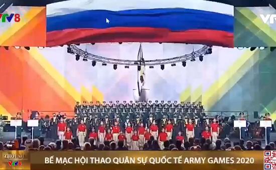 Bế mạc Army Games 2020