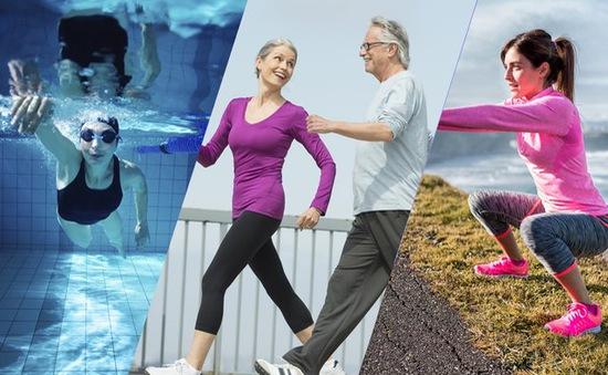 Lối sống năng động có thể giúp ngăn ngừa bệnh thận?