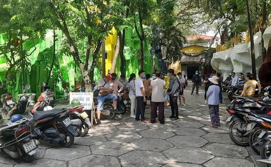 Chùa Kỳ Quang 2 mở niêm phong hầm chứa tro cốt