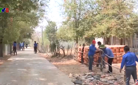 Gia Lai phấn đấu tăng số tiêu chí về môi trường trong xây dựng nông thôn mới tại các xã