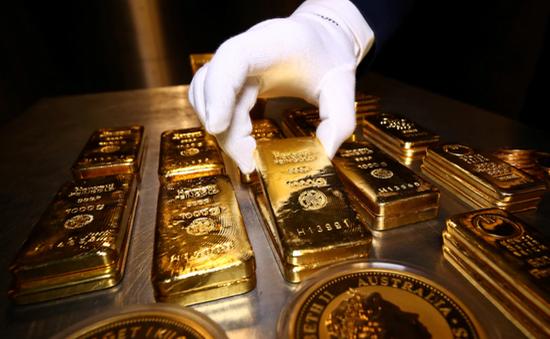 Thị trường vàng tại Anh giao dịch sôi động