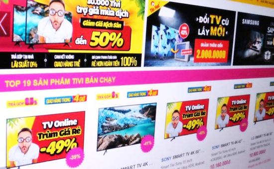 Siêu giảm giá mua sắm online nhân ngày 9/9
