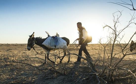 Nhà báo dành 7 năm đi bộ qua 3 châu lục để khám phá khai nguyên loài người