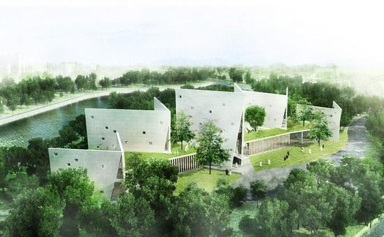 2 công trình của Kiến trúc sư Võ Trọng Nghĩa giành giải thưởng kiến trúc xanh