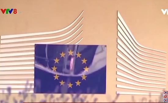 Nước Anh chính thức rời EU