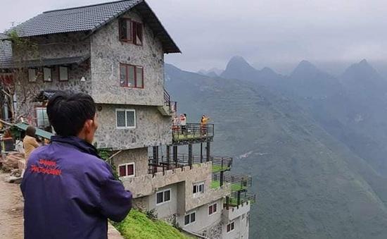 """Panorama Mã Pì Lèng """"hoành tráng"""" hơn sau cải tạo, Sở Xây dựng Hà Giang nói gì?"""