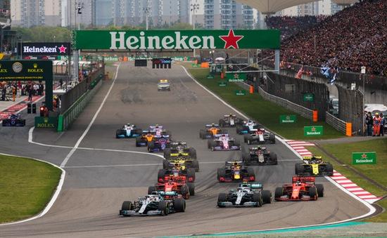 GP Trung Quốc nhiều khả năng sẽ không thể diễn ra đúng dự kiến
