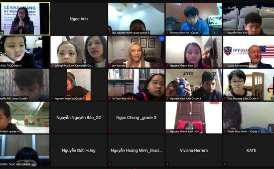 Ivy Global School tổ chức lễ khai giảng đầu tiên tại Việt Nam