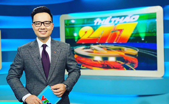 """BTV Quang Việt: """"Thể thao là đam mê, là cuộc sống"""""""