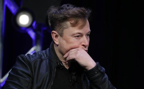 Forbes: Elon Musk mất ngôi giàu nhất thế giới