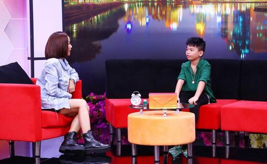 Cậu bé 10 tuổi: Ba mẹ ly thân, cậu bé 10 tuổi gửi lời tâm sự xót xa đến ba  trên sóng truyền hình | VTV.VN