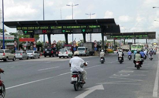 TP Hồ Chí Minh đề nghị bắt buộc ô tô dán thẻ thu phí không dừng