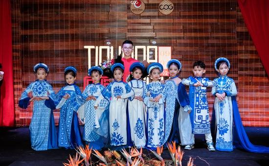 Mãn nhãn màn trình diễn các BST thời trang nhí tại show Tinh hoa hội tụ
