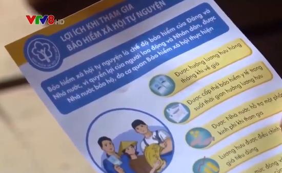Kon Tum: Người tham gia BHXH, BHYT tăng cao