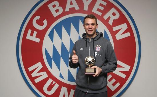 Vượt qua Buffon, Neuer là thủ môn hay nhất thập kỷ