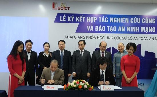 Bkav và ĐH Bách khoa Hà Nội hợp tác đào tạo chuyên gia an ninh mạng