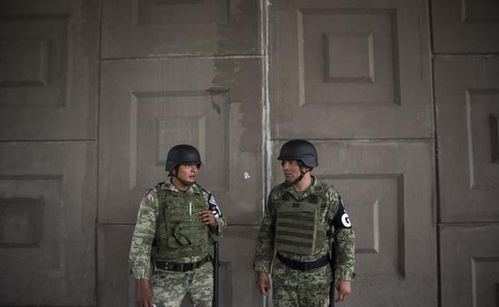 Nổ súng tại thủ đô Mexico, 5 người thiệt mạng