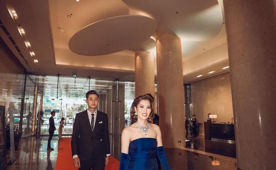 CEO Nguyễn Tâm Uyên tỏa sáng tại Vip Party 3