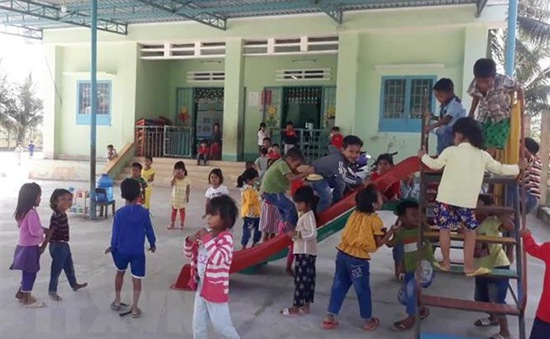 3.600 trẻ em ở 7 tỉnh thành sẽ được tầm soát thấp còi