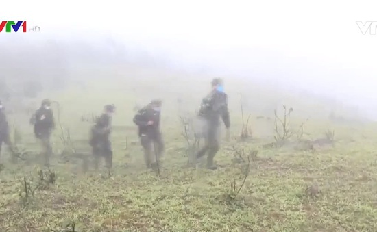 Bộ đội Biên phòng Quảng Trị ngăn chặn nhập cảnh trái phép