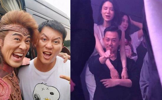 Lâm Phong chi 1 triệu Nhân dân tệ tại hộp đêm của bạn trai cũ Phạm Băng Băng