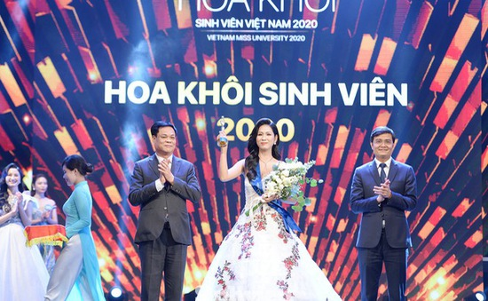 Nữ sinh Đại học Nam Cần Thơ đăng quang Hoa khôi Sinh viên Việt Nam 2020