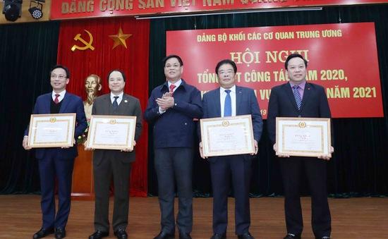 Tăng cường công tác quản lý đảng viên trong Đảng bộ Khối các cơ quan Trung ương